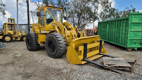 Caterpillar 966C - Caterpillar Loaders