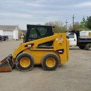 2012 Caterpillar 236B3 - Caterpillar Skid Steers