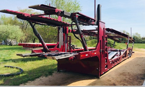 2020 Cottrell CX-5308LT - Cottrell Tow Trailers
