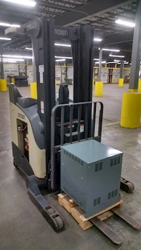 2000 Crown RR5020-35 - Crown Forklifts