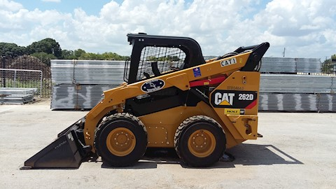 2016 Caterpillar 262D - Caterpillar Skid Steers