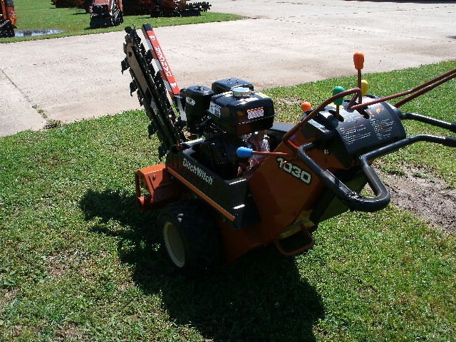 2005 DITCH WITCH OTHER CONSTRUCTION EQUIPMENT 1030