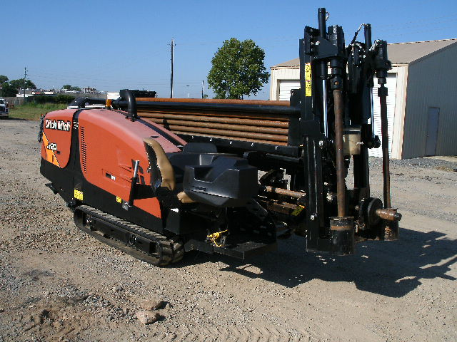 2016 DITCH WITCH OTHER CONSTRUCTION EQUIPMENT JT20 DIRECTIONAL BORING RIG