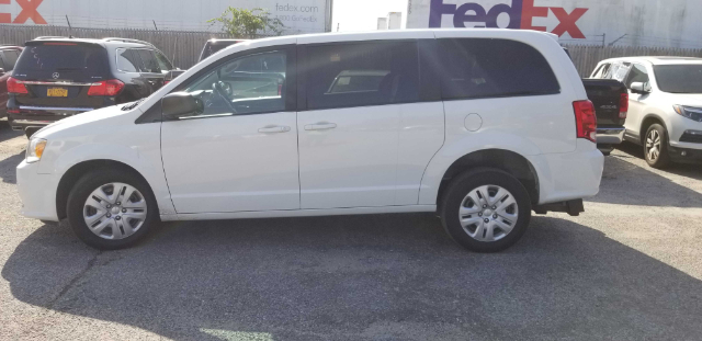 Dodge Grand Caravan FR Conversion - Dodge Bus & Vans