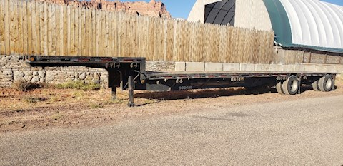2003 Doonan 482DB14 48ft Step Deck Trailer (2670) - Doonan Trailers
