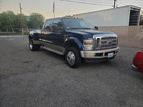 2008 Ford F450 KING RANCH TRUCK - Ford Other Trucks & Trailers