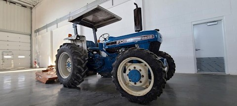 1997 Ford 4630 - Ford Tractors