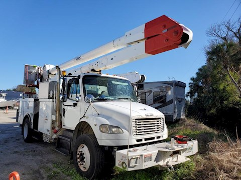 2008 FREIGHTLINER OTHER TRUCKS & TRAILERS M2 WITH 55' ALTEC BUCKET
