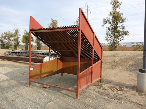 Grizzly 8x9 Ft Heavy Duty Screen (2643) - Grizzly Aggregate Equipment