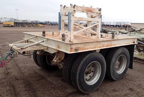 Grove TMS870 - Grove Tow Trailers