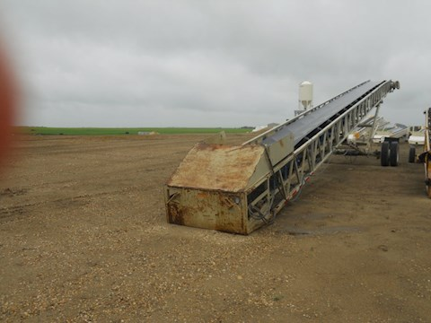 Hikon 36''X75' RADIAL STACKING CONVEYOR - Hikon Aggregate Equipment