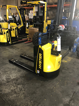 2020 Hyster Electric Pallet Jack - Hyster Forklifts