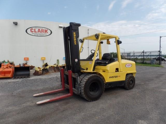 Hyster H120XM - Hyster Forklifts