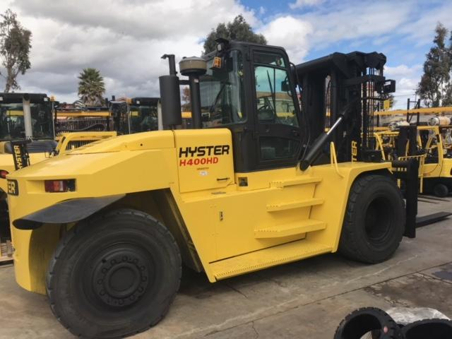 2011 HYSTER FORKLIFTS H400HD