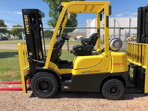 Hyster H50XT - Hyster Forklifts