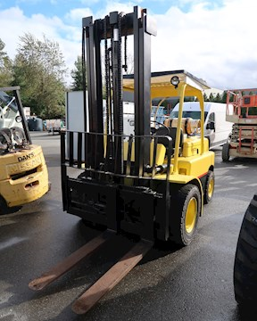 Hyster H80C - Hyster Forklifts