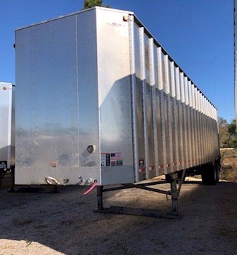 "2008 Wilson Hopper Bottom 43'x96""x66"" - I.T.I. Trailers"