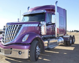 2020 International Lonestar - International Freight Trucks