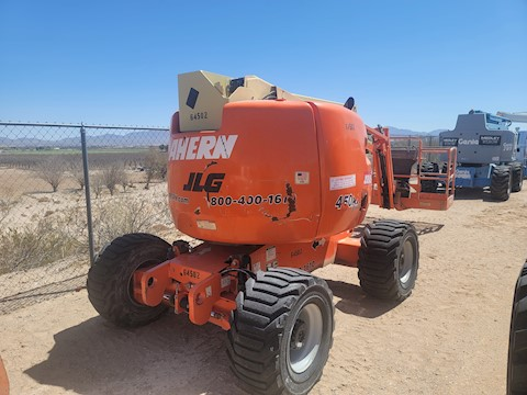 JLG 450AJSII - JLG Boom Lifts
