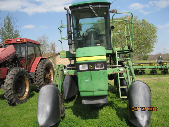 1999 John Deere 6700 - John Deere Other Farming Equipment