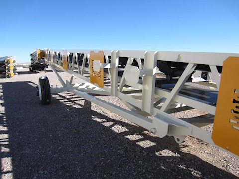 JP 36X60 RADIAL HYDRAULIC CONVEYOR - JP Aggregate Equipment