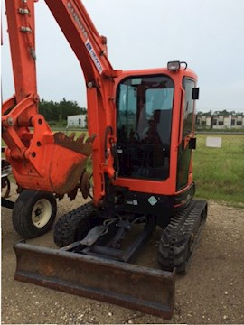 Kubota U32-R2AS2 - Kubota Excavators