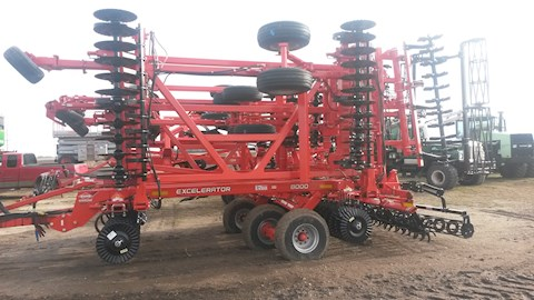 Kuhn Krause 8000 - Kuhn Krause Disc, Tine & Tillage