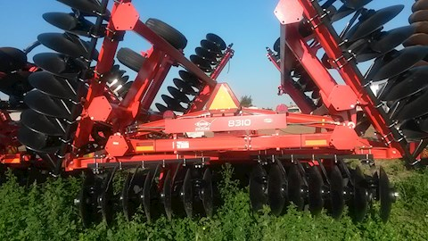 Kuhn Krause 8310 - Kuhn Krause Disc, Tine & Tillage