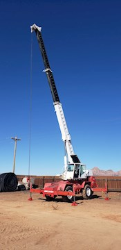 Link-Belt HSP8018 18Ton 2729 - Link-Belt Cranes