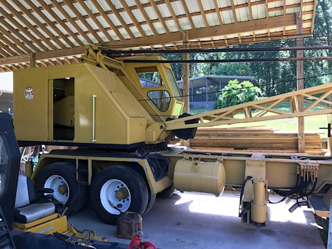 Little Giant Crane & Shovel Inc. 40 AF - Little Giant Crane & Shovel Inc. Cranes