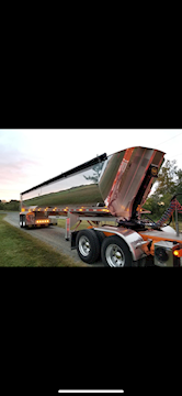 2020 Mac Mac Frameless End Dump - Mac Dump Trailers