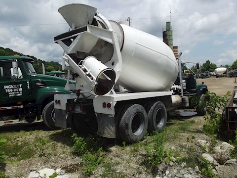 Mack DM685S - Mack Concrete Mixers