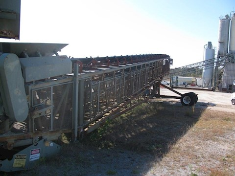 "2006 Marco 36""x140' Tubular Truss Telescopic - Marco Aggregate Equipment"