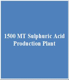 2016 MISC 1500 MT Sulfuric Acid Plant (Sulphuric Acid ) New Surplus - MISC Tunnel & Mining