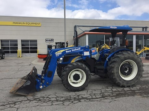 New Holland T4030 - New Holland Tractors