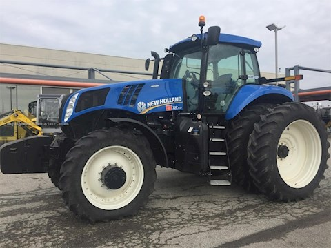 New Holland T8.300 - New Holland Tractors