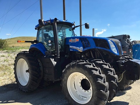 New Holland T8.330 - New Holland Tractors