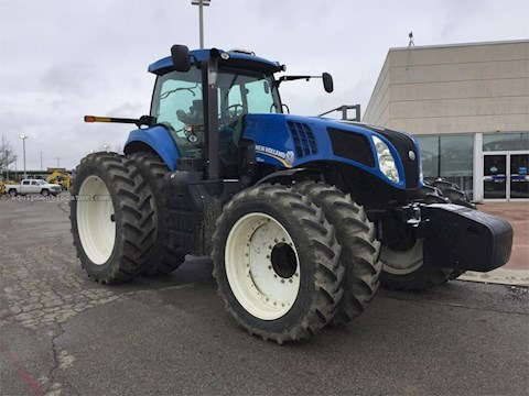 New Holland T8.360 - New Holland Tractors
