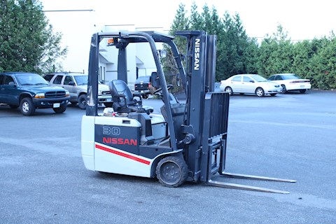 Nissan TX30 - Nissan Forklifts