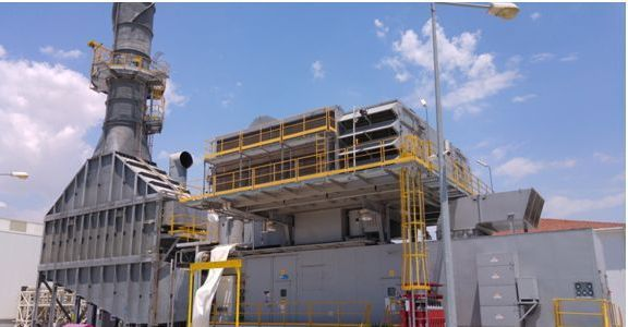 2012 Other GE LM6000 PC Gas Turbine Power Plant 60 MW - Other Generators