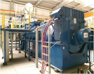 2012 Other MWM TCG V16 Natural Gas Generator Plant 40 MW - Other Generators