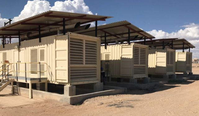 2011 Other Perkins Containerized Diesel Generator Plant 9600 KW - Other Generators