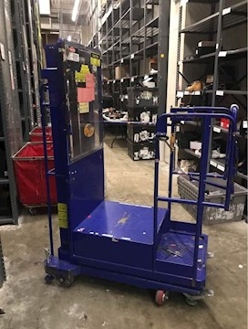Other PS-10 - Other Warehouse Lifts