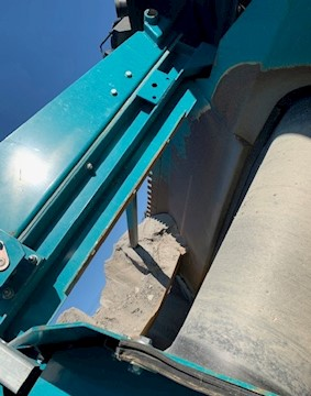 Powerscreen Chieftain 2100X - Powerscreen Aggregate Equipment