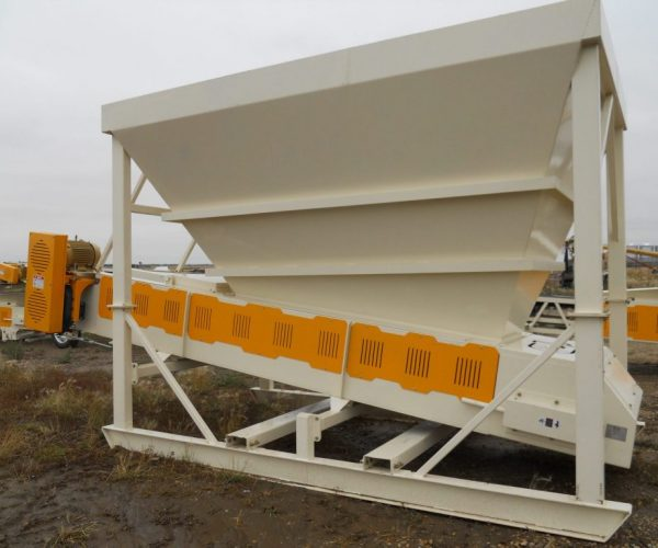 Elrus 3642 PORTABLE FEEDER - RLC Aggregate Equipment Aggregate Equipment