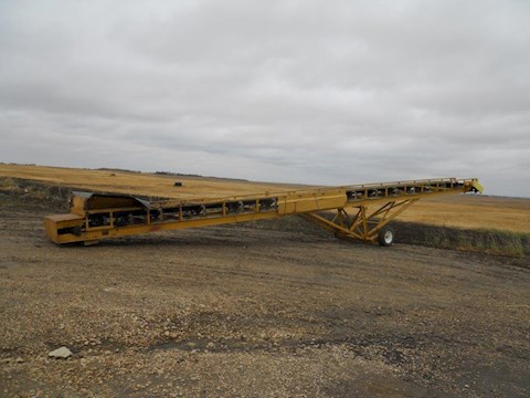 RLC Aggregate Equipment 30''X60' STACKING CONVEYOR - RLC Aggregate Equipment Aggregate Equipment