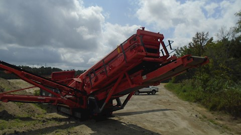 2013 SANDVIK QA451 - SANDVIK Aggregate Equipment