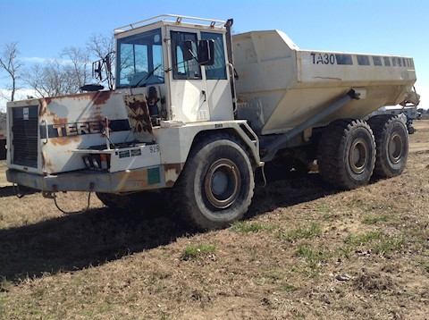 Terex Dump Trucks at Machinery Marketplace