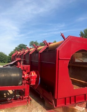 1995 The Conveyor Company Trommel - The Conveyor Company Aggregate Equipment