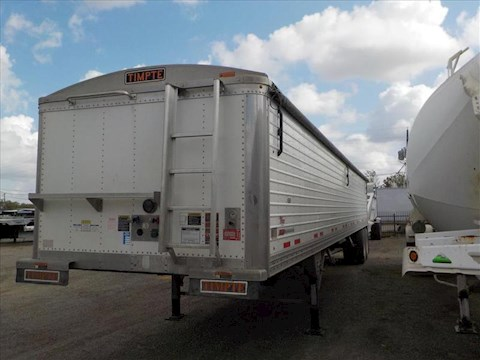 "2008 Wilson Hopper Bottom 43'x96""x66"" - Timpte Trailers"